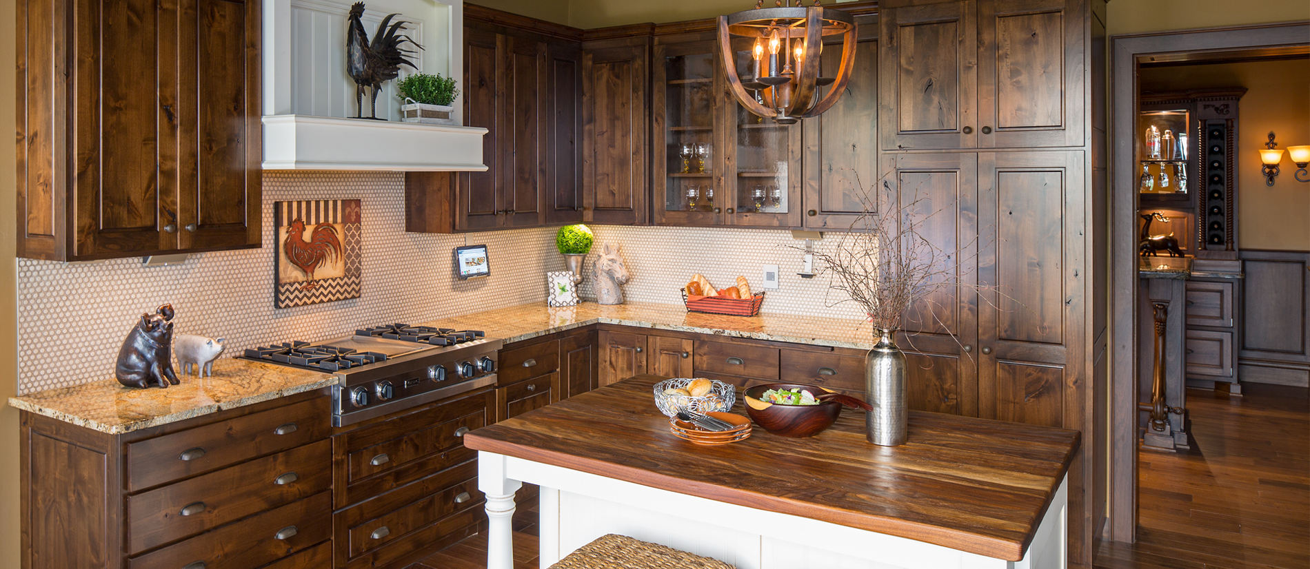 Northland Cabinets | Custom Cabinets, Kitchens, Home Theaters ...